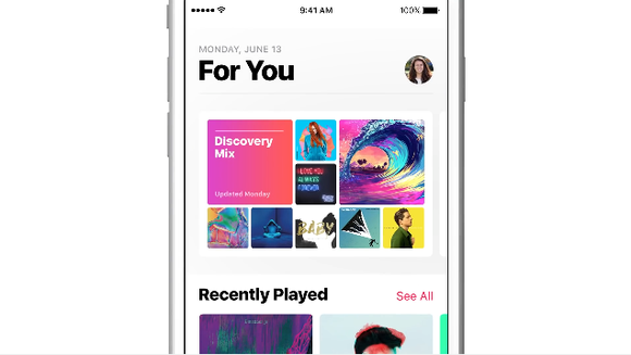 Apple Music Overhaul