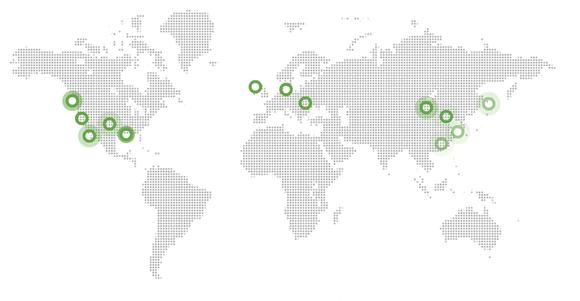 Foxconn Locations