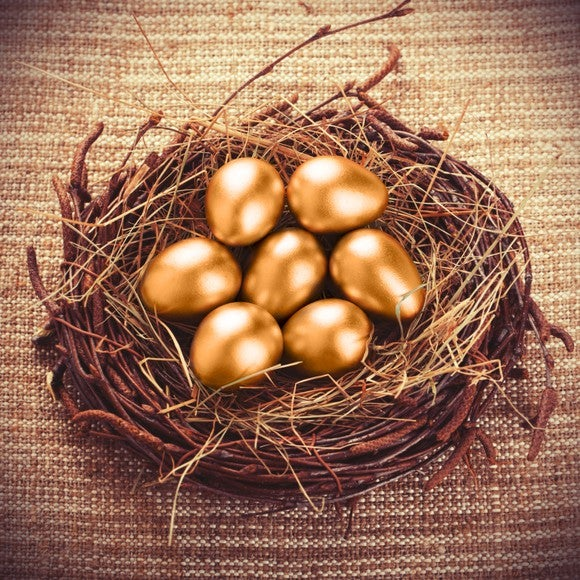 Diversification Eggs In One Basket Assets Financial Security Risk Invest
