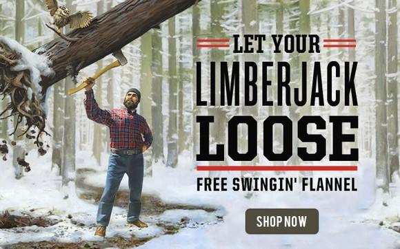 Flannel Limberjack