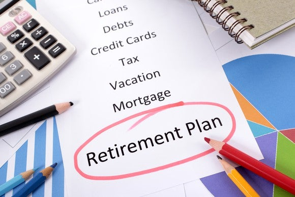 Retirement Plan High Priority List Gettyimages