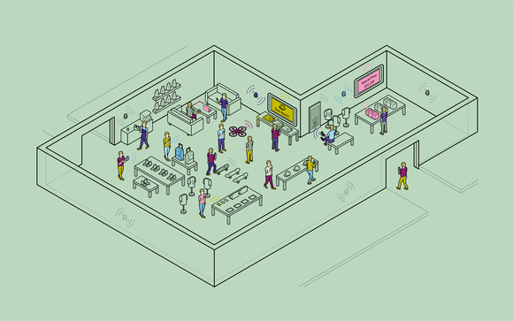 Estimote Future Of Retail Vision
