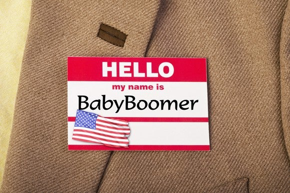 Stock Facts Baby Boomers Investing Portfolio Security