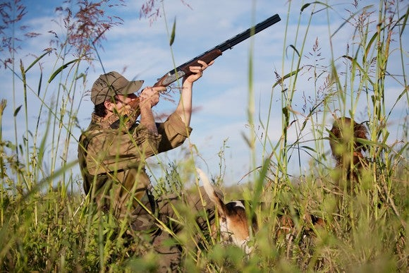 Shotgun Hunting Gun Weapons Firearm Getty