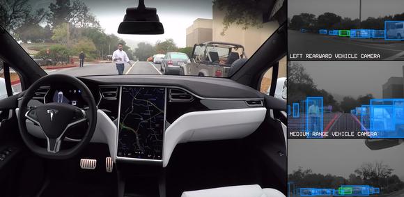 Tesla Full Self Driving Hardware Software Autopilot