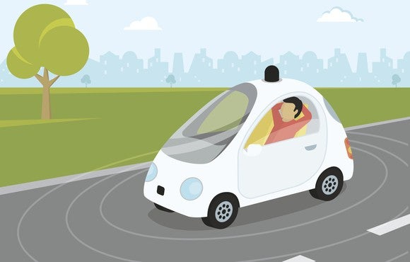 Self Driving Car Facts