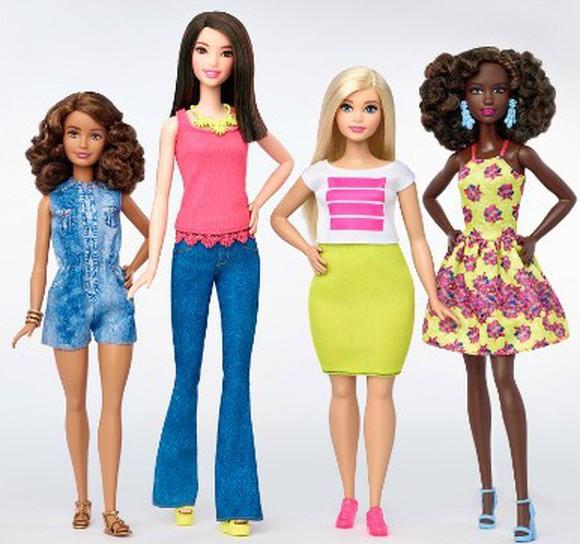 Mattel New Barbies