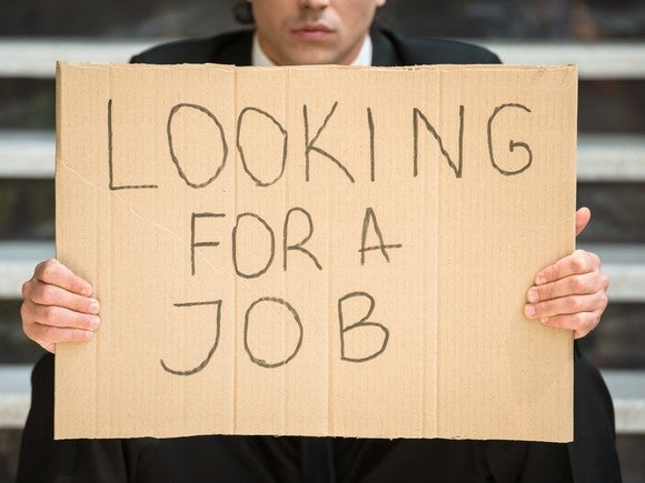 Unemployment Rate Job Business Tax Getty