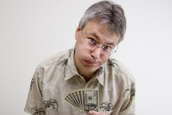 Retiree Spending Money