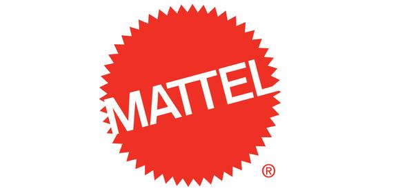 The Mattel logo.