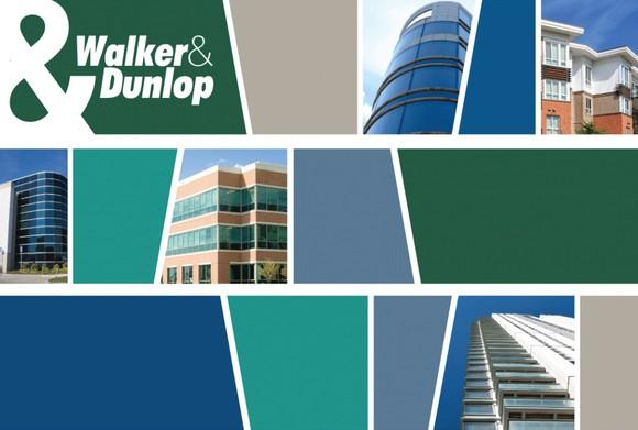 Walker & Dunlop logo and various properties