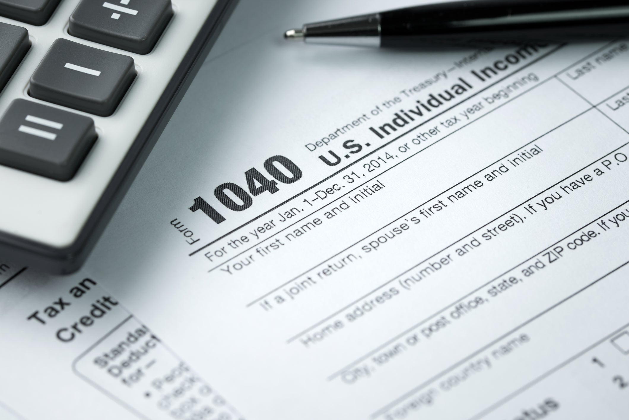 How to Choose the Right 1040 Form -- The Motley Fool