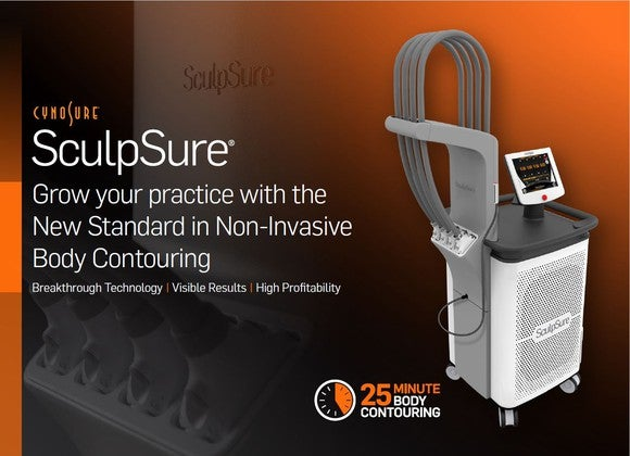 Cynosure body sculpting device