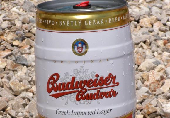 AB InBev's iconic Budweiser brand.