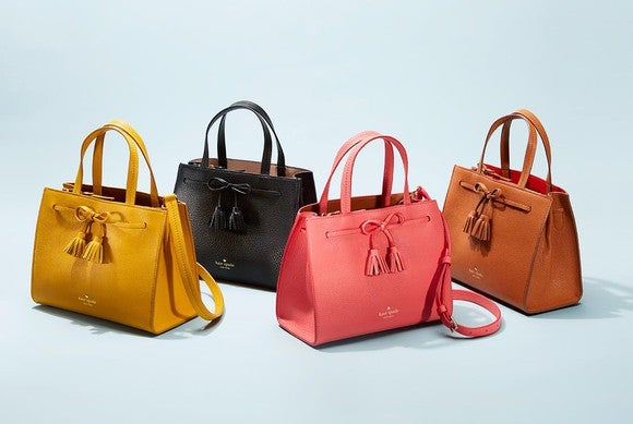 Kate Spade Shares Pop As Purse Maker Explores Strategic Alternatives