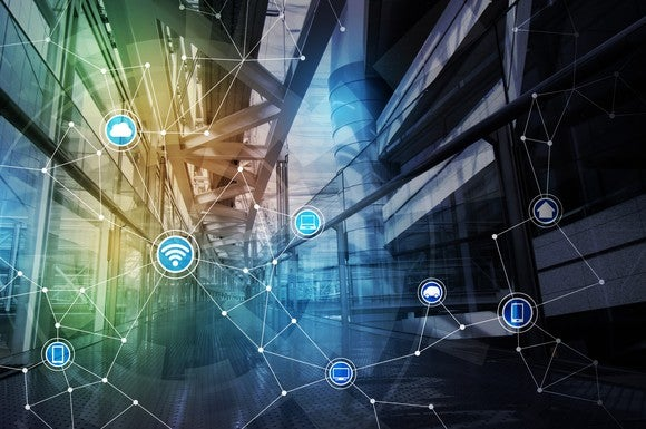 Visualization of information technology