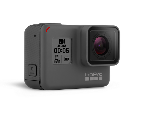 GoPro's HERO5 Black camera
