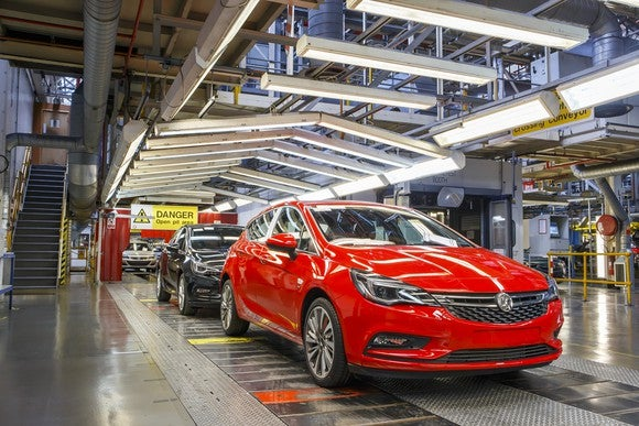 Government and unions hold talks as GM look to sell Vauxhall