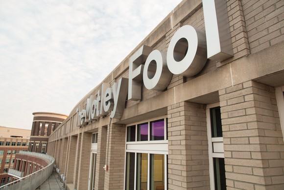 Motley Fool headquarters building.