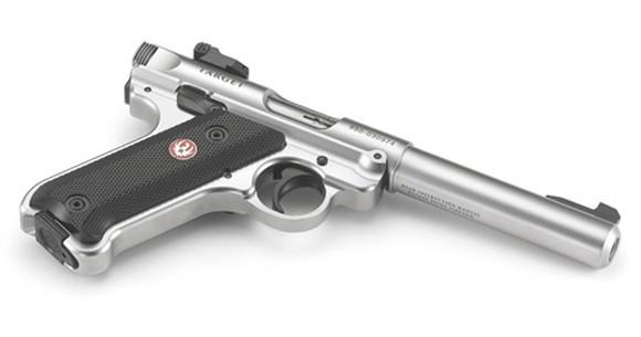 Ruger Mark IV Target Pistol Model 40103