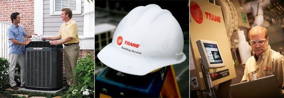 Ingersoll-Rand's Trane is a leading provider of air conditioning solutions
