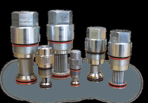 Sun Hydraulics components.
