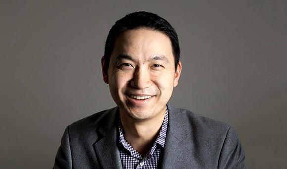 Twilio COO George Hu.
