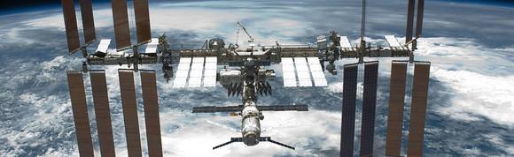 International Space Station.