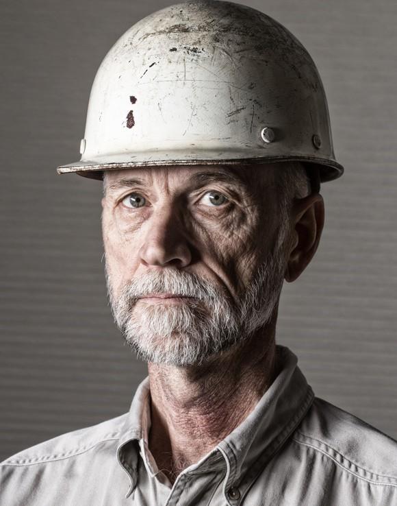 Older worker.