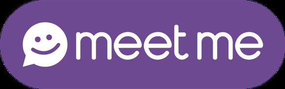 The MeetMe logo.
