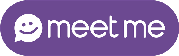 The MeetMe logo.