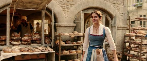 Emma Watson as Belle.