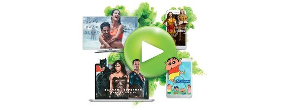 Amazon Prime Video India streaming on various devices.