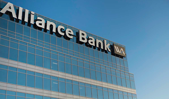Office of Alliance Bank