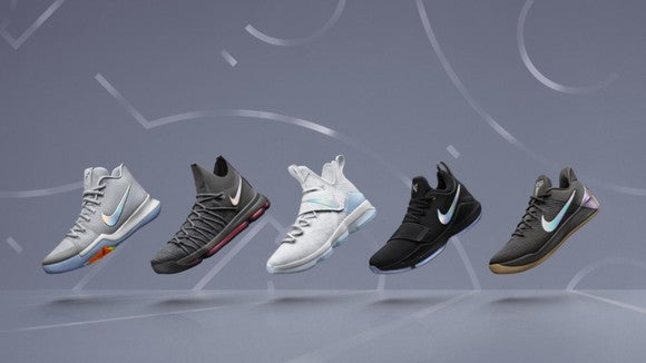 Nike's new KD9 Elite Shoe Line.