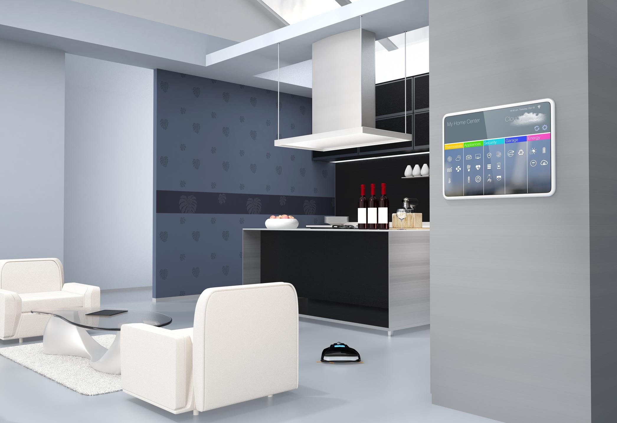 """The Jetsons"" Comes True: Inside the Futuristic Smart Home ..."