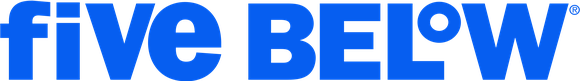 Five Below logo.