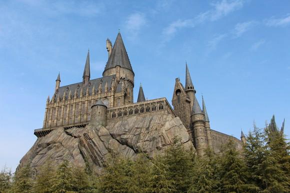 The Osaka version of Hogwarts Castle.