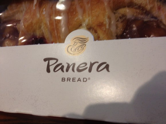 Baked goods at Panera