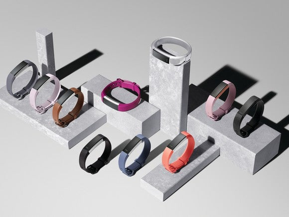 Fitbit's new Alta HR family of fitness bands