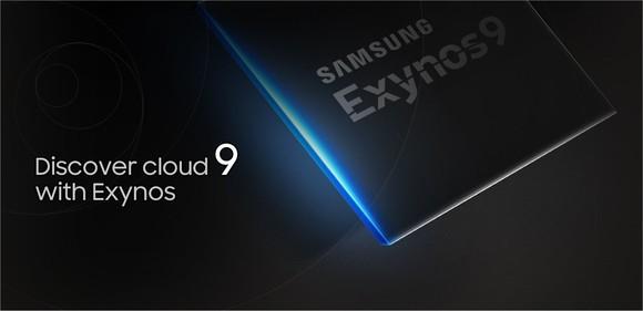 Samsung's Exynos 9 processor.