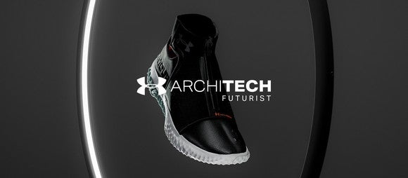 Under Armour's Architech Futurist sneaker.