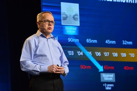 Intel Corporation Details 10-Nano Technology