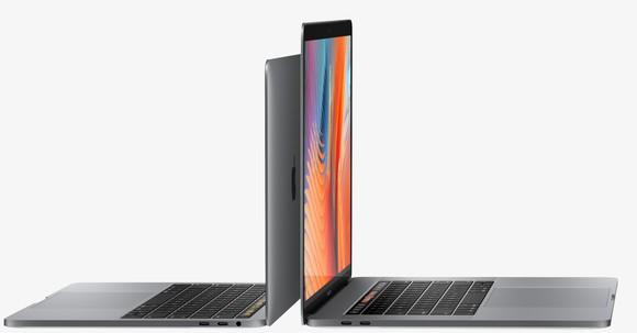 Apple's new MacBook Pro.