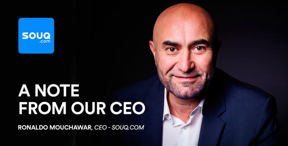 Souq.com's CEO