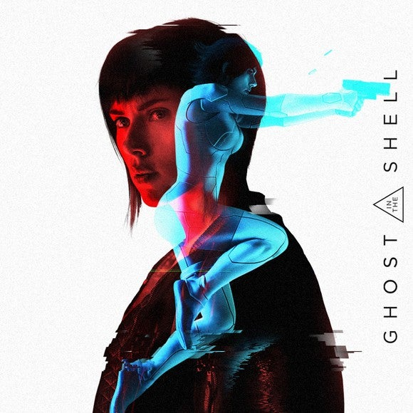 "Scarlett Johansson as Major in Viacom's ""Ghost in the Shell"" movie"