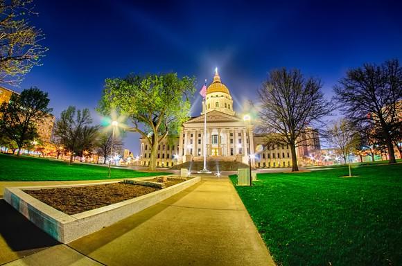 City of Topeka, Kansas.