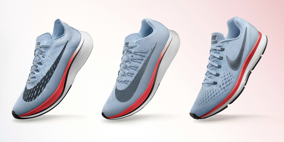 Nike's new Zoom Vaporfly running shoe