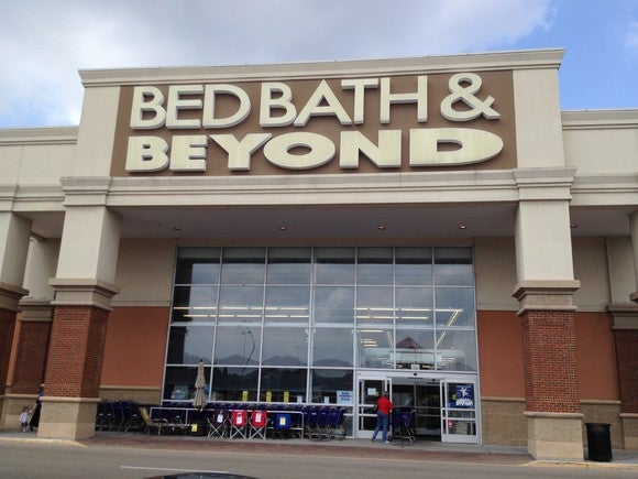 Bed Bath & Beyond store