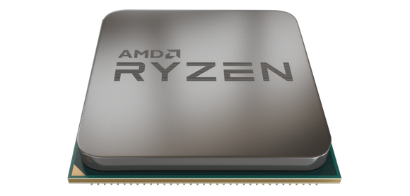 Image showing an AMD Ryzen chip.